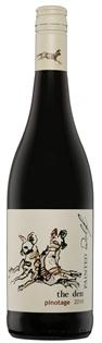 Painted Wolf Pinotage The Den 2014 750ml